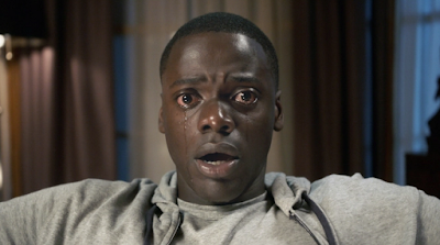 Chris from Get Out is crying and heading into the Sunken Place