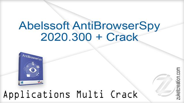 Abelssoft AntiBrowserSpy 2020.300 + Crack