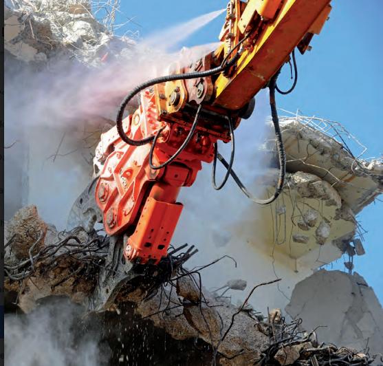 Poussières Guide de bonnes pratiques en démolition
