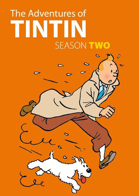The Adventures of Tintin: Season Two [Latino]