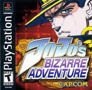 Free Download jojo's bizarre Adventure Games PSX ISO PC Games Untuk Komputer Full Version ZGASPC