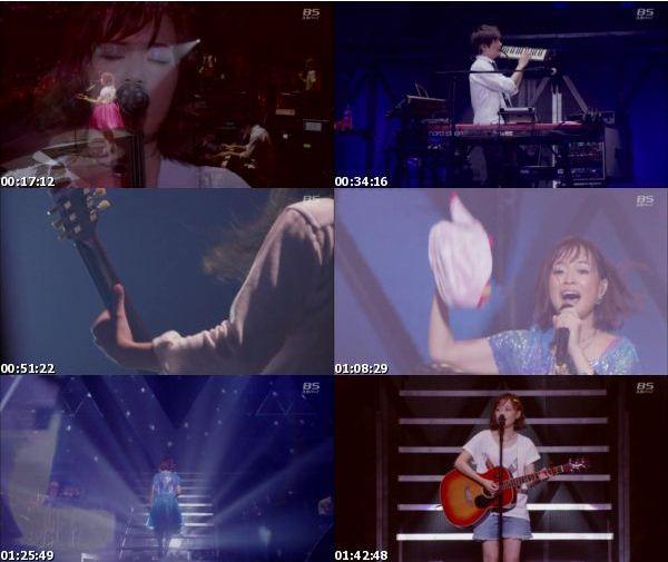 [TV-Variety] 大原櫻子 – Sakurako Ohara CONCERT TOUR 2016 ~CARNIVAL~ (BS-Sky! 2016.11.05)