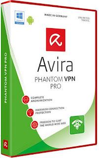 تحميل برنامج Avira Phantom VPN تغيير الاي بي للكمبيوتر