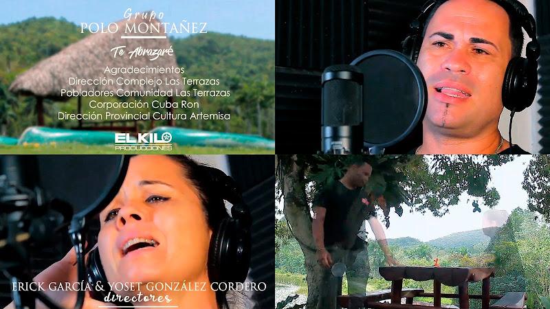 Grupo Polo Montañez - ¨Te abrazaré¨ - Videoclip - Dirección: Erick García - Yoset González. Portal Del Vídeo Clip Cubano. TOP TEN 7D. Cuba