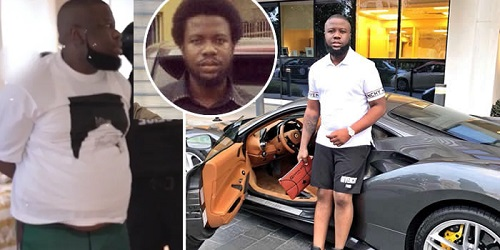 My Story Should Give Poor Nigerians Hope' - Hushpuppi #Arewapublisize