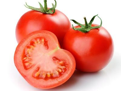 Cara Merawat Rambut Indah dengan Tomat
