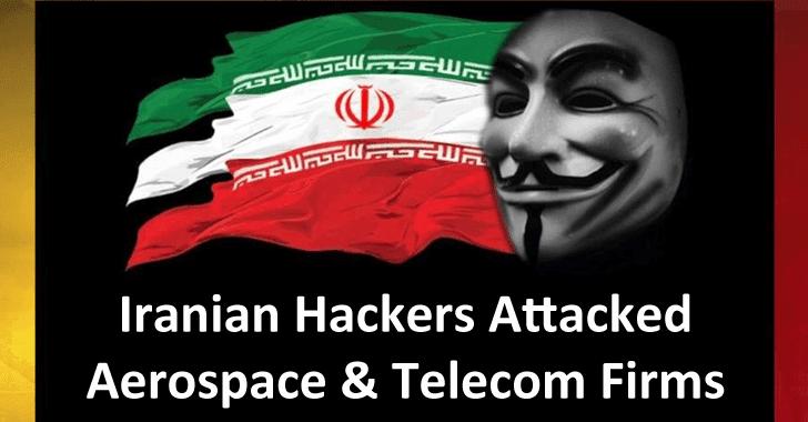 Iranian Hackers Attacked Aerospace and Telecom Firms using Dropbox