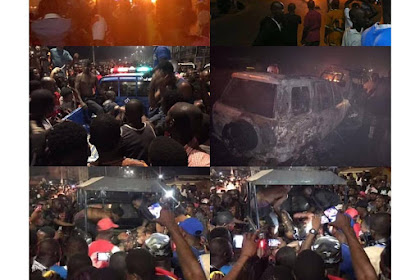 Many Feared Dead As Tanker Explosion Hits Anambra