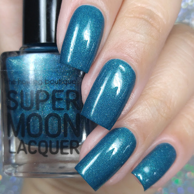 Supermoon Lacquer - It's Taryn Up My Heart