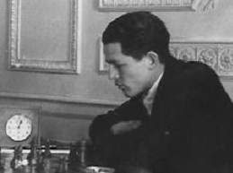 El ajedrecista F. J. Pérez