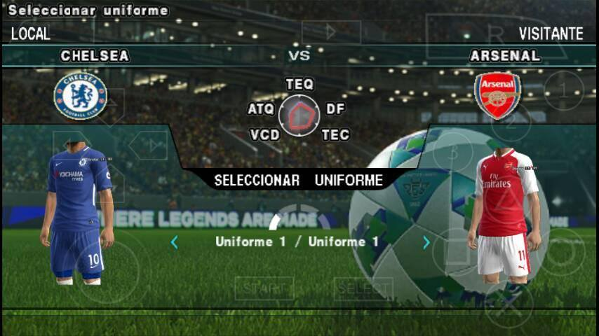 Download game pes 2018 ppsspp | apdiluka's Ownd