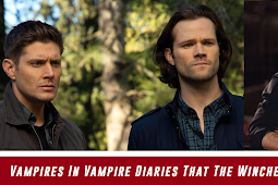 Supernatural - 5 Vampires In Vampire Diaries That The Winchesters Could and Could Not Defeat