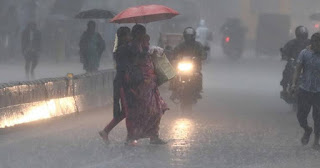 Heavy rains in the next two hours in these districts of UP