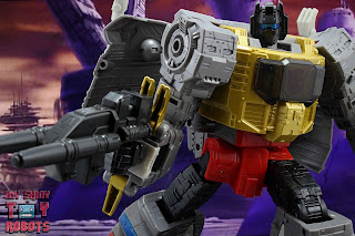Transformers Studio Series 86 Grimlock & Autobot Wheelie 23