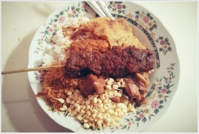 Nasi Buk Matirah;10 Top Kuliner Malang
