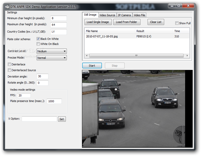 Fresh Softs For Everyone: Download DTK ANPR SDK 2 0 157 Version