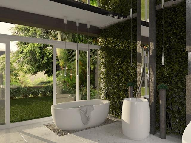 Bathroom Rack Design