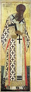 Αντρέι Ρουμπλιόφ, Άγιος Γρηγόριος ο Θεολόγος (1408)