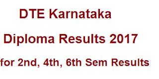 DTE Karnataka Diploma Results 2017, Schools9 DTE Diploma Results 2017
