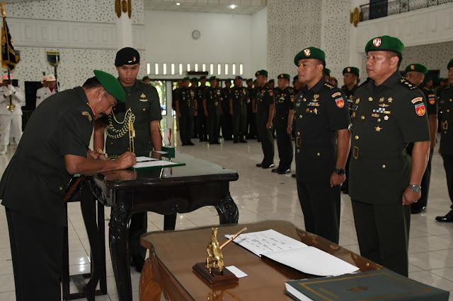 Letkol Kav Susanto Jadi Kapendam IV Diponegoro