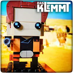 LEGO®41608 BrickHeadz 39 Han Solo