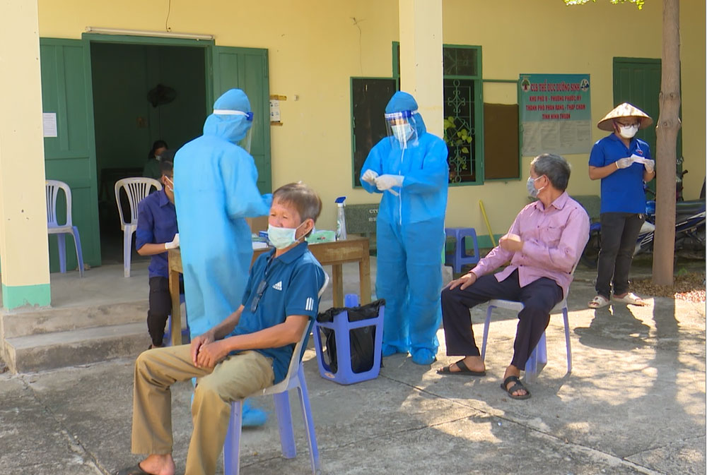 Ý thức, trách nhiệm của mỗi người dân là lá chắn vững chắc ngăn chặn dịch Covid-19