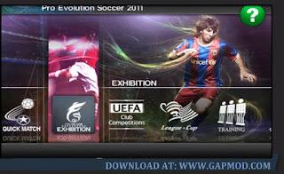 PES 2011 Mod 2021 Apk