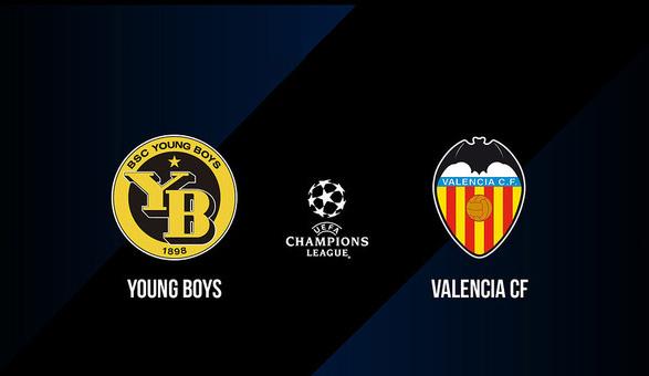แทงบอลออนไลน์ ทีเด็ดบอล แชมเปี้ยนส์ ลีก : ยัง บอยส์ vs บาเลนเซีย