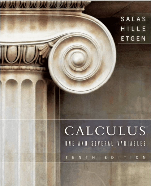 CALCULUS ,one ,and, several, variables ,10th, ed
