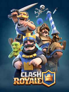 Clash Royale - Lançamento e Sobre o jogo - 1