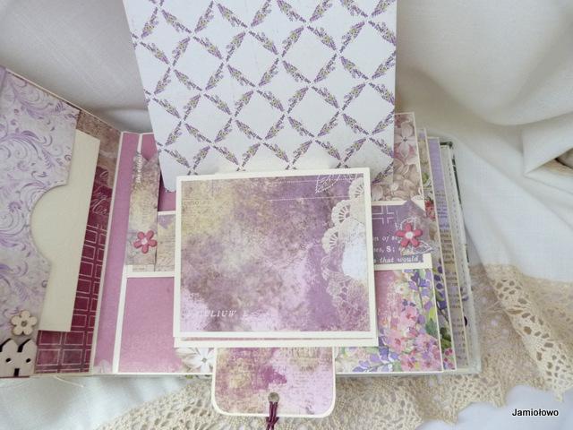 album Lavender Garden -wodospad