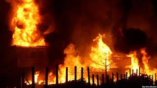 Kebakaran di Pabrik Kimia India, 18 Orang Tewas