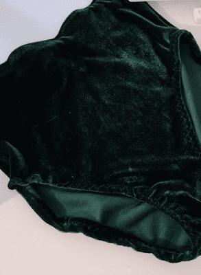 How to sew high waisted festival bottom velvet pants sewing diy tutorial