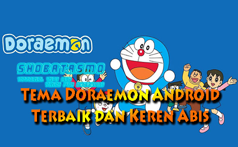 Tema Doraemon Android