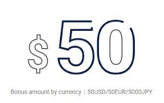 Bonus Forex Tanpa Deposit Milton Markets $50