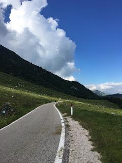 Itinerari in moto Monte Baldo