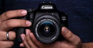 Kamera dslr canon untuk pemula