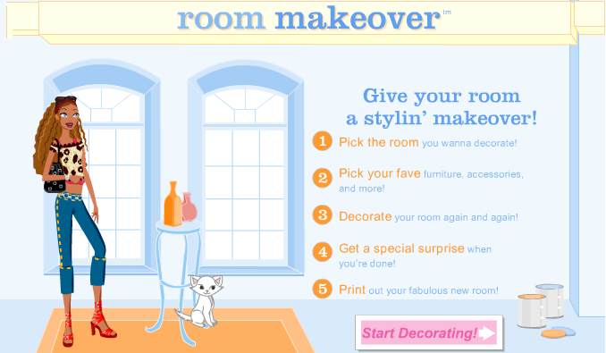 my scene room makeover