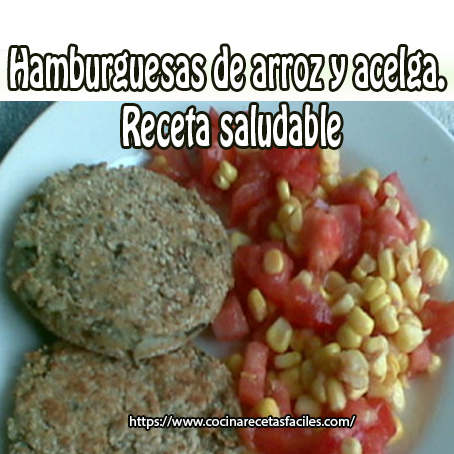 almuerzo o  cena, huevo, pan, perejil, pimienta, receta, receta de arroz, Recetas de hamburguesas,