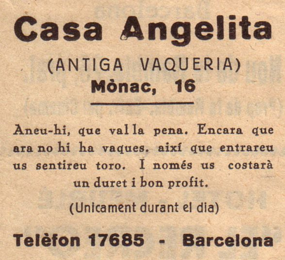 Casas de citas en barcelona