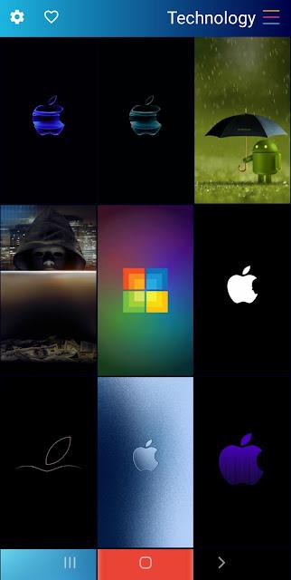 افضل تطبيق خرافي لتحميل الصور والخلفيات بدقة عالية 4K