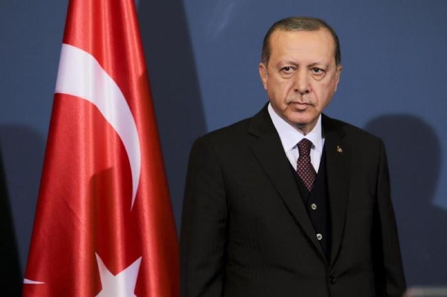 Ερντογάν: Νέα επίθεση στον Ντράγκι