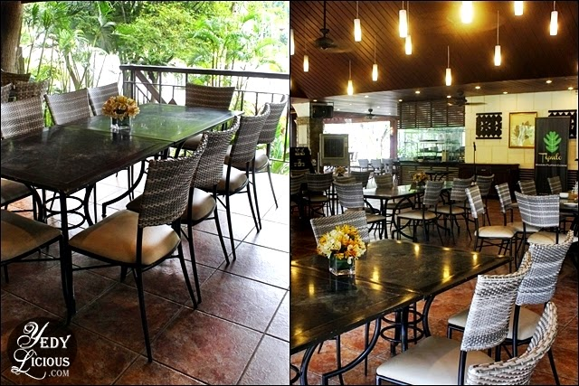 Tipuo Restaurant inside First Pacific Leadership Academy in Antipolo City