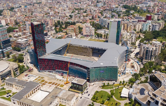Albanian Football Federation to sell the name of National Arena stadium over € 0.6 million