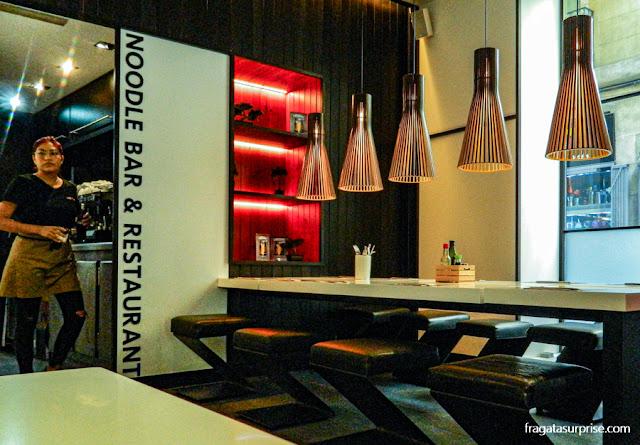 Restaurante japonês Udon, Barcelona