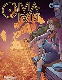 Olivia Twist Comic