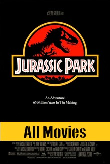 Showing Jurassic Park Poster