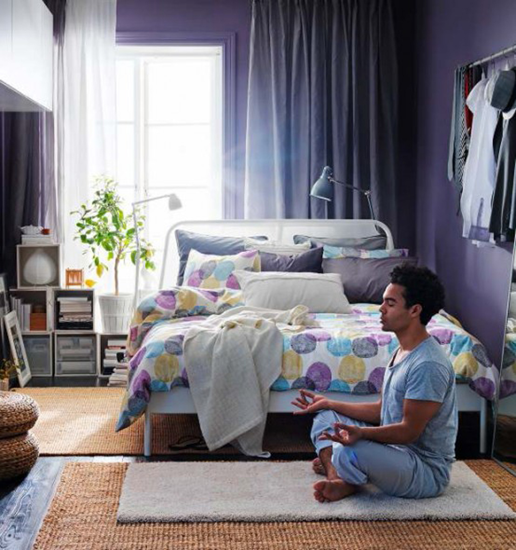 Modern Furniture: New IKEA Bedroom Design Ideas : Catalog 2013