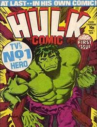 Read Hulk Comic comic online