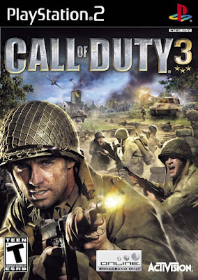 Call of Duty 3 PS2 GAME ISO